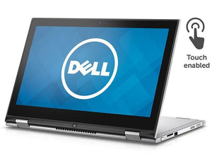 "Dell Inspiron 13 7000 Intel Core i3-6100U 2.3GHz 4GB RAM 1TB HDD 13.3"" Windows 10 Pro - PC Traders New Zealand"
