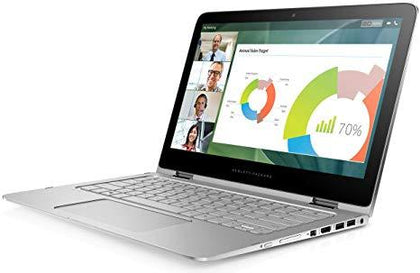 HP Spectre Pro x360 G2 TOUCH EX-LEASE 13inch Convertible Laptop PC - Intel Core i5-6200U 2.30GHz 8GB 256GB SSD Webcam Windows 10 PRO
