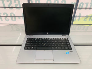 "HP EliteBook 840 G1 Ex Lease Laptop i5-4210U Dual Core 2.7Ghz Turbo Boost 8GB RAM 500GB HDD 14"" WebCam Windows 10 Home(Minor wear and tear because of everyday use)"