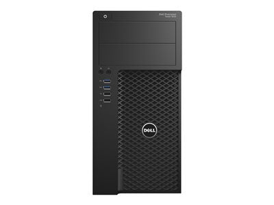 DELL PRECISION SFF 3620 EX-LEASE I7-6700 3.40GHz 16GB RAM 512GB SSD + 1TB HDD AMD FIREPRO W5100 4GB  DVD-R WIN 10 PRO