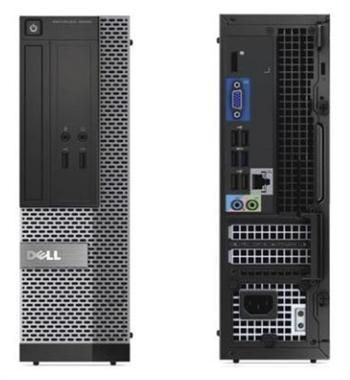Dell OptiPlex 7020 SFF Ex Lease Desktop i5-4590 3.3GHz 8GB RAM 500GB HDD DVD-RW Windows 10 Pro - PC Traders New Zealand