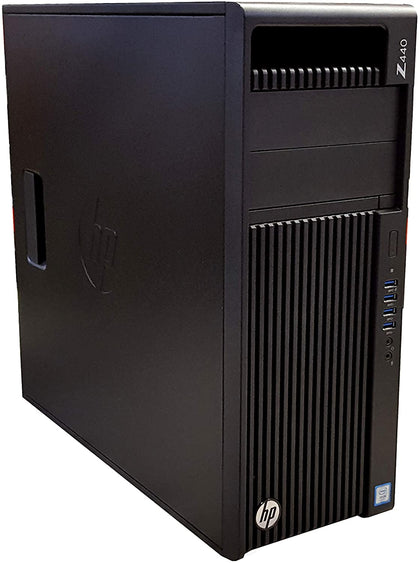 HP Z440 Gaming Tower Ex Lease Intel Xeon E5-1630 V3 (4 cores, 10M Cache, 3.70 GHz) 16GB RAM, 480GB SSD + 2TB HDD, DVD, NVIDIA GTX 980 4GB DDR5, Win10 Pro - PC Traders Ltd