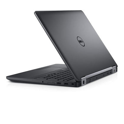 Dell Latitude E5570 Ex-Lease i5-6300U 2.40GHz 16GB RAM 240GB SSD HD Graphics 520 No ODD 15