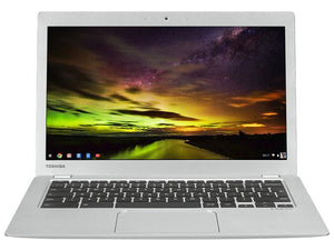 "Best Buy for Students! Toshiba Chromebook 2 Dual Core 2.16GHz 2GB RAM 16GB Flash Drive 13.3"" Chrome OSS - PC Traders New Zealand"