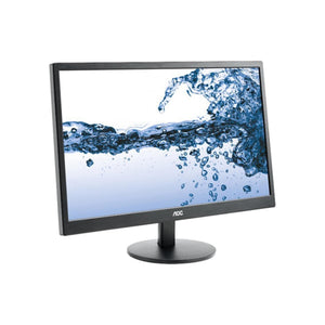 "AOC E960SWN Ex Lease 19"" LED Monitor - PC Traders New Zealand"