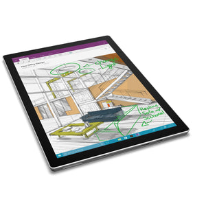"Microsoft Surface Pro 4 i5-6300U 2.4GHz 4GB 128GB SSD 12"" WEBCAM Windows 10 Pro - Includes Keypad"