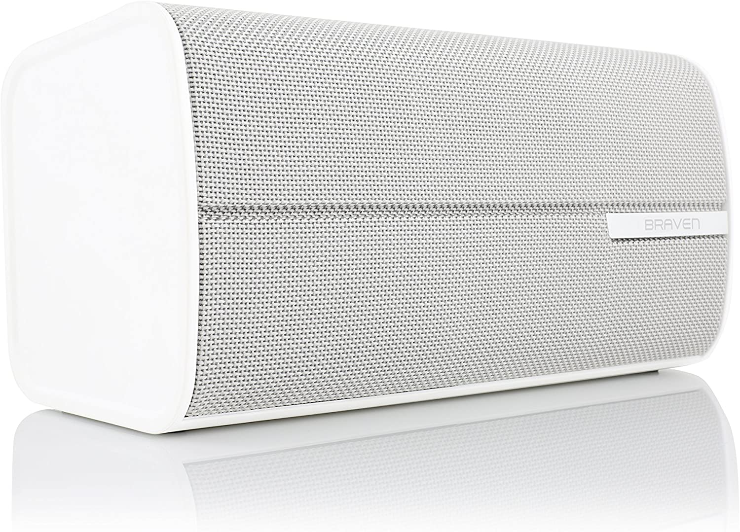 Braven Refurbished 2300 Portable Bluetooth Speaker - White