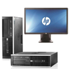 System Bundle - HP Compaq 8300 Elite SFF Desktop PC Intel Core i7 3770 3.4GHz 8GB RAM 240GB SSD Windows 10 Pro DVD-RW + 22inch Brand monitor+Free Keyboard mouse (All required cables will be provided )