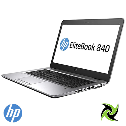 HP Elitebook 840 G2 Ex Lease Laptop i7-5600U 2.60GHz (Turbo boost  3.2Ghz) Full HD Display 8GB RAM 240GB SSD [ RADEON R7 M260X / HD Graphics 5500] 14