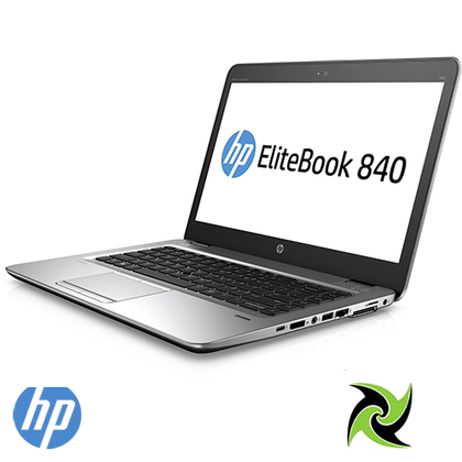 HP Elitebook 840 G3 Ex Lease Laptop i7-6600U 2.6GHz 8GB RAM 256GB SSD 14