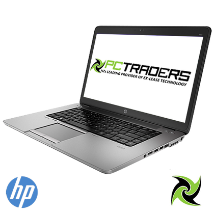 HP EliteBook 850 G2 Ex Lease Laptop i5-5200U 2.2GHz 8GB RAM 240GB SSD 15.6