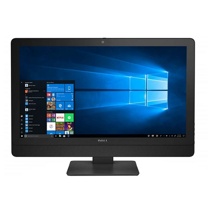 "Dell OptiPlex 9030 Ex Lease AIO Desktop i7-4790S 3.20GHz 16GB RAM 512GB SSD Windows 10 Pro 23"" WEBCAM All in One - PC Traders New Zealand"