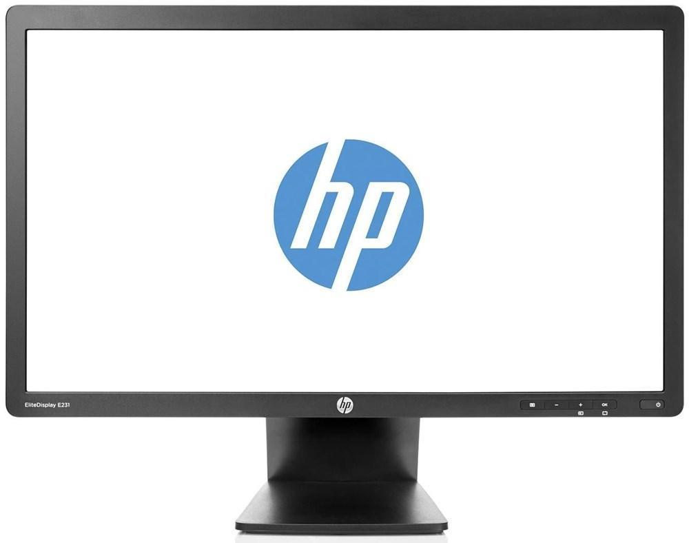 "HP EliteDisplay E231 23"" EX-LEASE LCD Monitor FULL HD 1920 x 1080 (1080P)"