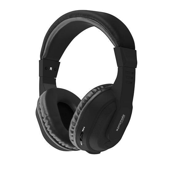 PROMATE Over Ear Headset AUX/Bluetooth