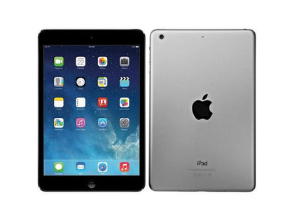 B GRADE - Apple iPad Air 1 A1474 Ex Lease Tablet Wi-Fi 16GB colour silver/Gray (Minor Blemishes on Screen) - PC Traders New Zealand