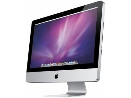 Apple iMac A1311 Ex Lease All-in-One Desktop i5-2400S 2.5GHz 8 GB RAM 500GB HDD DVD+-RW 21.5