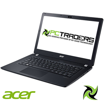 Acer TravelMate B116 Touch Ex Lease Laptop Pentium N3700 Quad Core 1.6GHz Turbo 2.4GHz 4GB RAM 128GB SSD 11