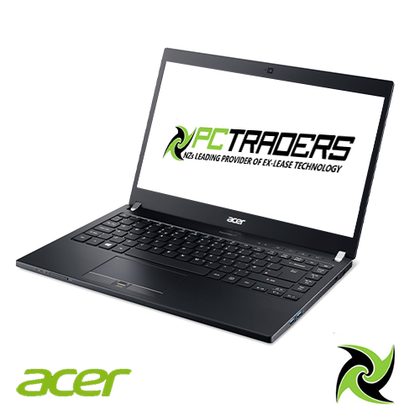 ACER TRAVELMATE P648 EX-LEASE I7-6500U 2.50GHz 8GB RAM 256GB SSD NO ODD 14