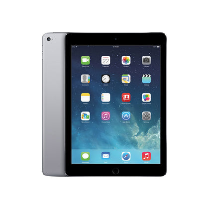 B grade - Apple Ex-lease iPad AIR 2 Wifi 128GB Space Grey (Minor Screen Scratch) iPad - PC Traders New Zealand