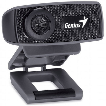GENIUS FACECAM 1000X V2 HD WEBCAM (One Per Customer Only!) webcam - PC Traders New Zealand