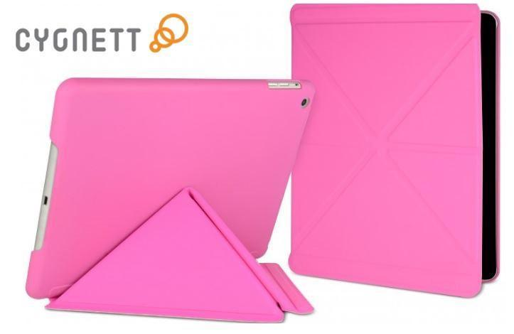 Brand NEW- Cygnet Paradox Sleek ( Pink ) Folio Case for IPad 1 & IPad 2