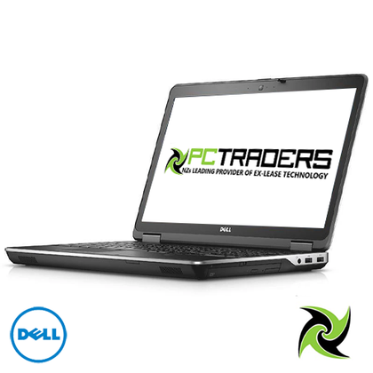 Dell Latitude E6540 Ex Lease i5-4310M 2.70GHz 8GB RAM 240GB SSD DVD±RW 15.6