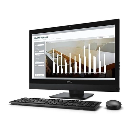 Dell OptiPlex 7440 All-in-One TOUCH Ex Lease Desktop i5-6600 3.3 GHz 8GB RAM 240GB SSD DVD±RW 23