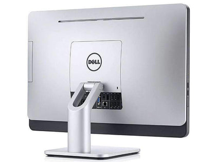 "Dell OptiPlex 9030 Ex Lease AIO Desktop i5-4590S 3.00GHz 8GB RAM 128GB SSD Windows 10 PRO 23"" WEBCAM - PC Traders New Zealand"