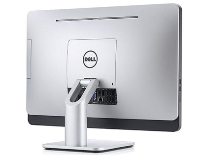 "Dell OptiPlex 9030 Ex Lease AIO Desktop Webcam Microphone i5-4690S 3.00GHz 8GB RAM 256GB SSD Windows 10 Home  23"" Full HD Screen - PC Traders New Zealand"