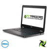 "Dell Latitude E7470 Ex Lease Laptop i5-6300U 2.40GHz 8GB RAM 256GB SSD HD Graphics 520 14"" WebCam NO ODD Windows 10 home"