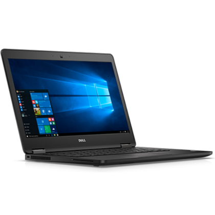Dell Latitude E7470 Ex Lease Laptop i5-6300U 2.40GHz 16GB RAM 512GB SSD HD Graphics 520 14
