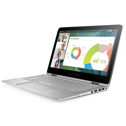 HP Spectre Pro x360 G2 TOUCH EX-LEASE 13inch Convertible Laptop PC - Intel Core i5-6200U 2.30GHz 8GB 1TB SSD Webcam Windows 10 PRO + Active pen