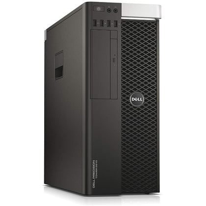 DELL PRECISION TWR 5810 EX-LEASE XEON CPU E5-1620 V4 @ 3.50GHZ 64GB RAM 1TB SSD, 4TB HDD - GTX 1080 8GB GDDR5 DVD-R WIN 10 PRO - PC Traders New Zealand
