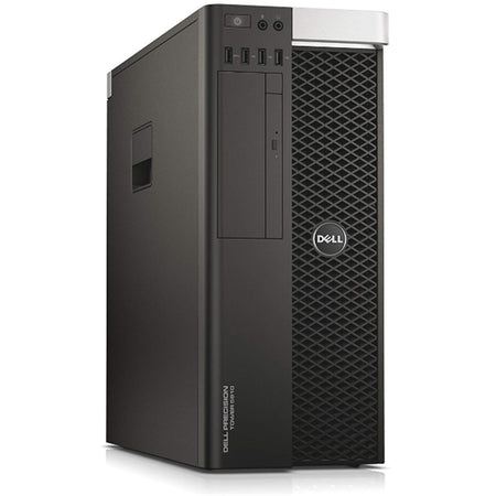 DELL PRECISION TWR 5810 EX-LEASE XEON CPU E5-1620 V4 @ 3.50GHZ 32GB RAM 512GB SSD 2TB HDD GTX 1080 8GB GDDR5 DVD-R WIN 10 PRO - PC Traders New Zealand
