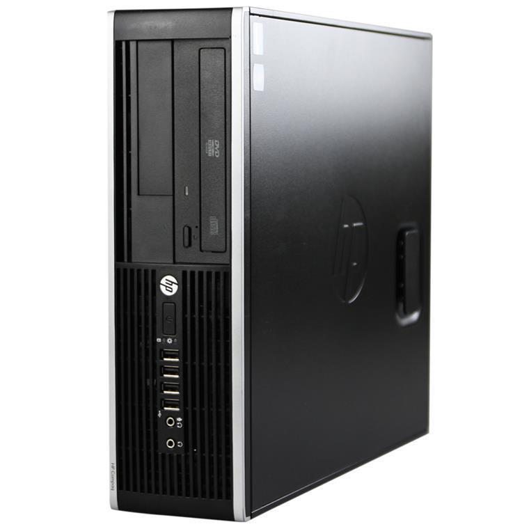 HP Compaq Elite 8300 SFF i5-3470 3.2GHz 8GB RAM 240GB SSD DVD-RW Windows 10 Home