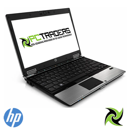 HP Elitebook 2540P Ex-Lease i5 m540 2.53Ghz 4GB Ram 120GB SSD No ODD 12