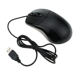 Optical Mouse (Used A-Grade) - PC Traders New Zealand