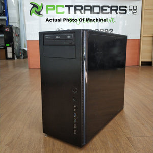 Custom Built Ex Lease Desktop i5-3570 3.4GHz 16GB RAM 1TB HDD 2GB GDDR3 GT610 DVD-RW Windows 10 Home - PC Traders New Zealand