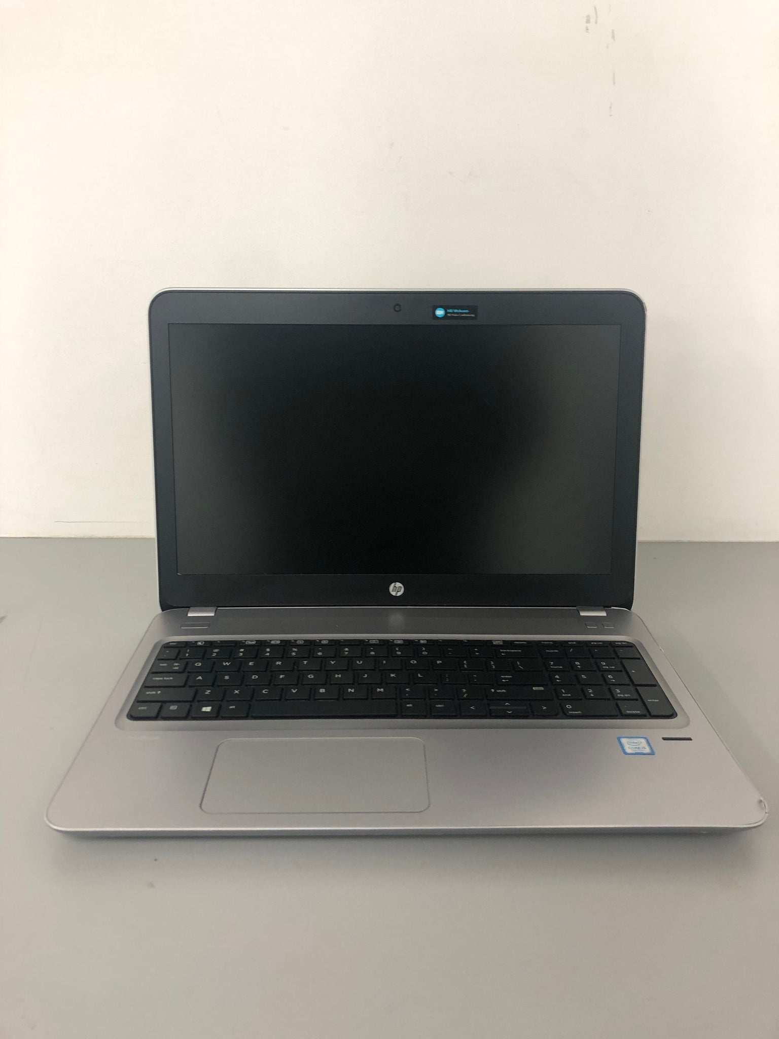 "B GRADE-HP ProBook 450 G4 Ex Lease Laptop  i5-7200U Turbo 3.2Ghz  8GB RAM 120GB SSD 15.6"" Windows 10 (BLEMISH ON SCREEN)"