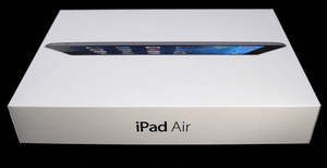 Apple iPad Air 1 A1474 16GB WiFi Ex Lease A-Grade Refurbished Space Grey Includes Power Adapter Lightning Cable & Original Box - PC Traders New Zealand