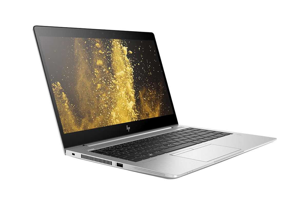 "HP EliteBook 840 G5 Ex-Lease i5 8th Gen 8GB RAM 256GB SSD 14"" Webcam Win 10 Pro"