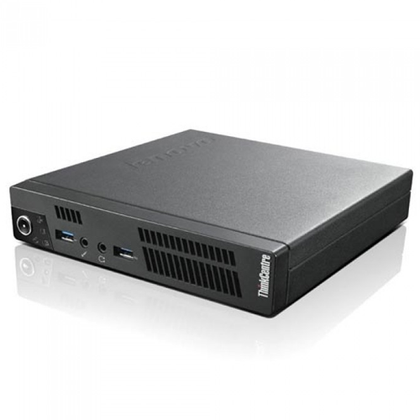 Lenovo ThinkCentre M72e Ex Lease Desktop i5-3470T 8GB RAM 250GB SSD Windows 10 - PC Traders Ltd