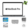 "APPLE MACBOOK PRO Mid - 2017 EX-LEASE I7-7567U 3.50GHz 16GB RAM 512GB SSD NVME 13.3"" WEBCAM MAC OS"