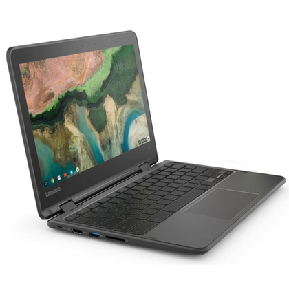 New Lenovo EDU 300E Chromebook 2nd Gen Intel Celeron 4GB Ram 11.6