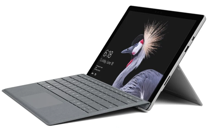 MICROSOFT SURFACE PRO 5 EX-LEASE REFURBISHED I5-7300U 2.60GHz 4GB RAM 128GB SSD HD GRAPHICS NO ODD 12