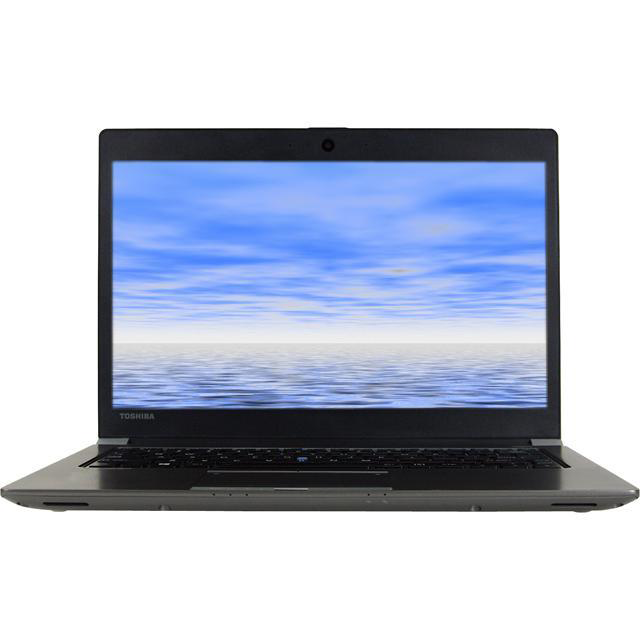 "Toshiba Portege Z30-B Ex Lease Laptop i7-5600U 2.60GHz 8GB RAM 256GB SSD 13.3"" WebCam Windows 10 Pro"
