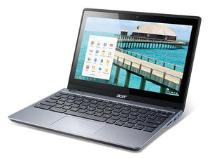 "Best Buy for Students! Acer C720P Chromebook Dual Core 1.4GHz 2GB RAM 16GB SSD 11"" Chrome OS"