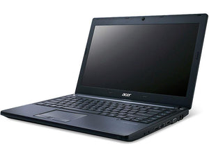 "Acer TravelMate P633-M Intel Core i5-3230M 2.6GHz 4GB RAM 320GB HDD 13.3"" Windows 7 Pro"