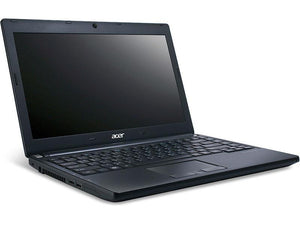 "Acer TravelMate P633-M Intel Core i5-3230M 2.6GHz 4GB RAM 320GB HDD 13.3"" Windows 7 Pro - PC Traders New Zealand"