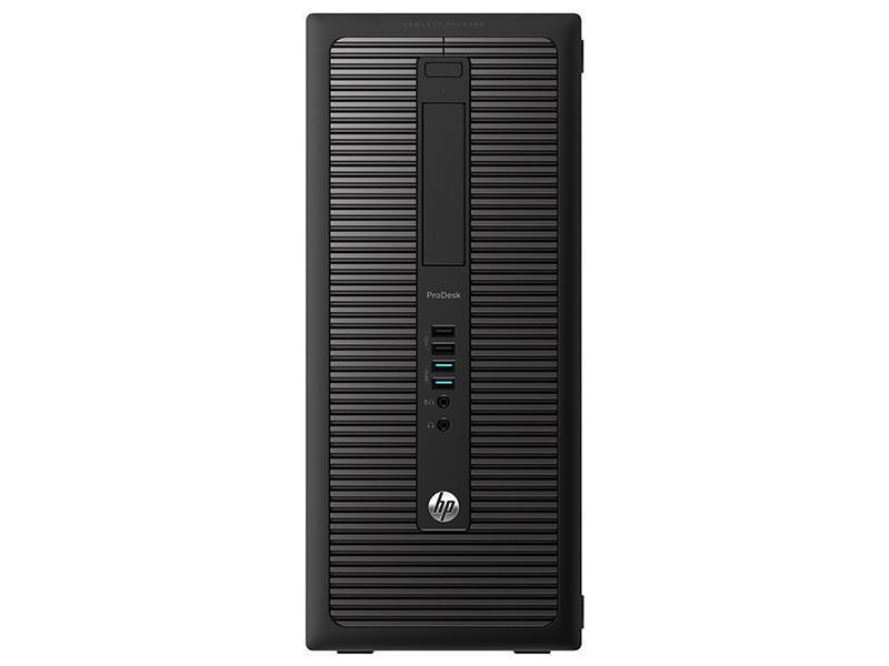 HP Elitedesk 800 G1 Ex Lease Tower PC i5-4570 3.2GHz 8GB RAM 240GB SSD DVDRW Windows 10 HOME